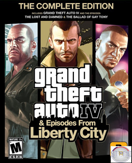 Grand Theft Auto Iv The Complete Edition Ps3 Gta Iv