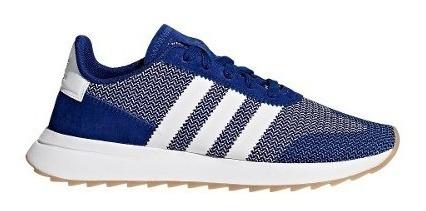 Zapatillas adidas Flb_runner Azul Mujer- Woker