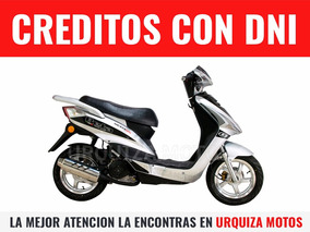 Moto Scooter Beta Scooby 80 12 Y 18 Cuotas Urquiza Motos