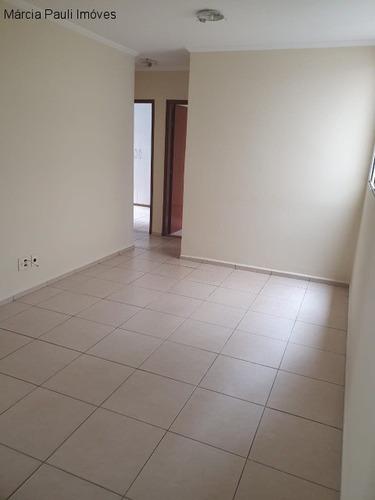 Apartamento A Venda No Condomínio Residencial Julia - Vila Arens - 61 Metros. - Ap05761 - 69026824