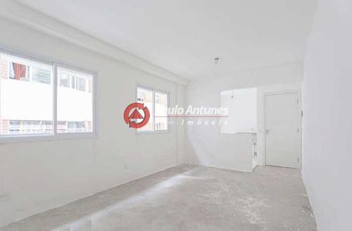 Imagem 1 de 24 de Apartamento 2 Dorms - R$ 640.000,00 - 64m² - Código: 9365 - V9365