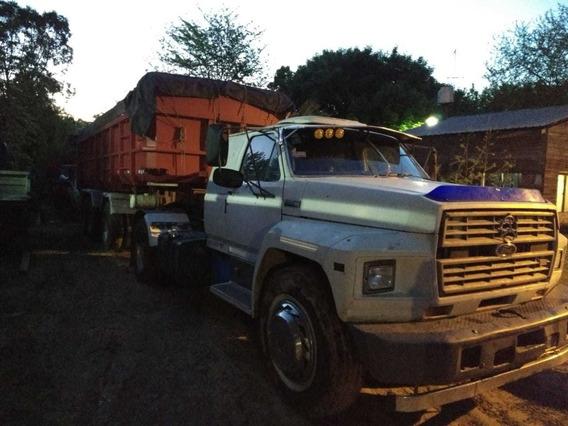 Ford 7000 Motor 1518 Caja 20