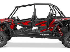 Polaris Rzr1000 Turbo 4 Plazas Americano 2018