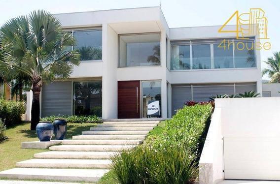 Riviera De São Lourenço - Mansão - Ca0293