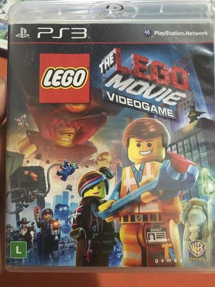 Jogo Lego Movie Para Ps3