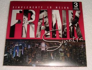 Frank Sinatra Simplemente Lo Mejor Triple Cd / Kktus