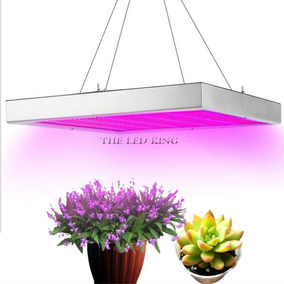 Painel Grow 600w Super Chip Led Lampada Planta Medicinal