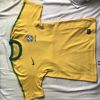 Camisa Nike Brasil Jogo 2010 Home M Jogador Oficial Trocas