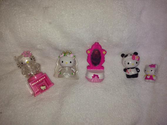 Boneca Miniatura Hello Kitty M