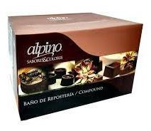 Chocolate Con Leche Alpino X 5 Kg