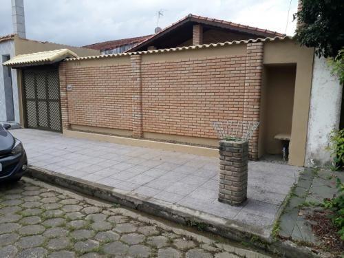 Casa Localizada J. Imperador, Peruibe Ref. C1673 L C