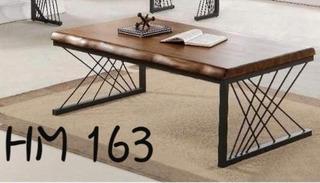 Mesa Ratona De Diseño. 100x50x40. Art Hm 163b