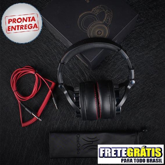 Fone De Ouvidos Headphone Oneaudio Oneodio Dj Pro Fissional