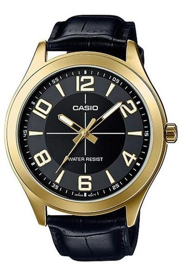 Relógio Casio Mtp-vx01gl-1budf - Original