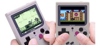 Consola Retro Bittboy Portatil Nintendo Gameboy Play Snes Ne