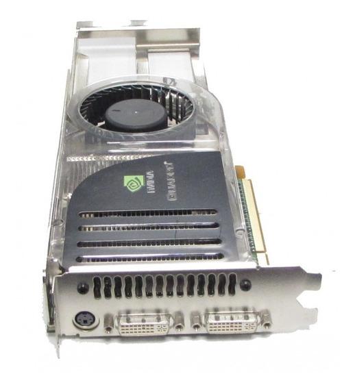 Placa De Vídeo Dell Nvidia Quadro Fx 4600 768mb Gddr3 384bit