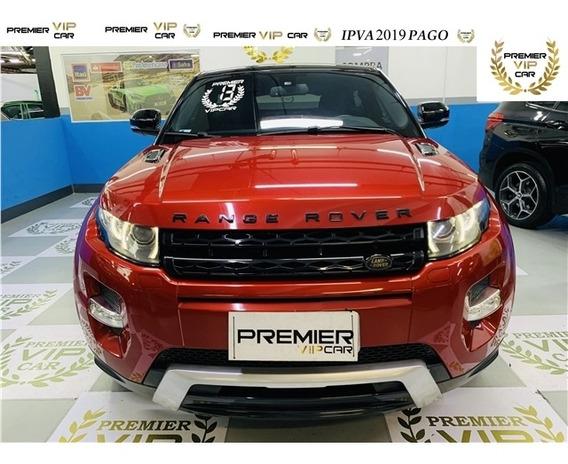 Land Rover Range Rover Evoque 2.0 Dynamic Coupé 4wd 16v Gaso