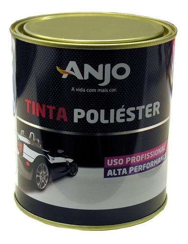 Pintura Autos Base  Poliester  Metalizada Plata Reflex