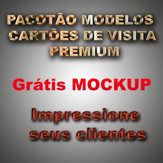 Modelos De Cartões De Visita - Corel - Vetor