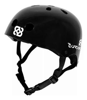 Capacete Bike Patins Skate Patinete Burnquist Atrio Esportes