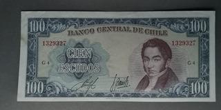 Billetes 100 Escudos Grande