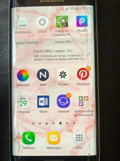 Samsung S6 Edge 32 Gb Usado Estética De 8.5