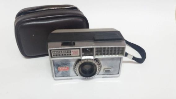 Máquina Fotografica Kodak Instamatic 300 Coleção