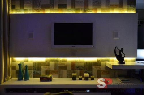 Apartamento Para Venda Por R$480.000,00 - Maracanã, Praia Grande / Sp - Bdi18377