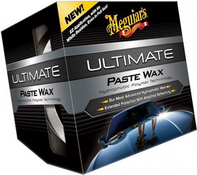 Cera Ultimate Em Pasta Meguiars - Ultimate Paste Wax G18211