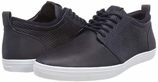 Zapato De Vestir Zapatillas Urbanas Hombre Cuero Premium