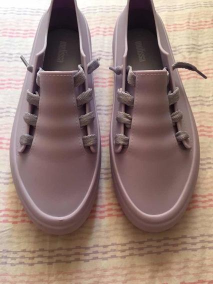 Melissa Ulitsa Sneaker Lilás N. 37 Original