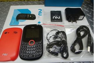 Celular Clásico ( Telcel Y Movistar ) Teclado Qwerty (nuevo