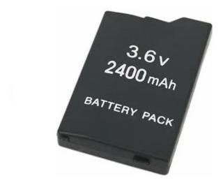 Batería Recargable 2400mah 3.6v Para Psp 2000/3000