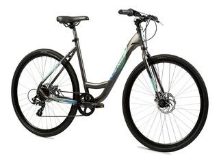 Bicicleta 28 Olmo Camino Unisex Aluminio Freno Disco Cambio