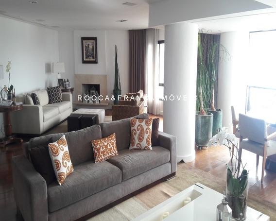 Apartamento Residencial Em São Paulo - Sp, Panamby - Ap02997
