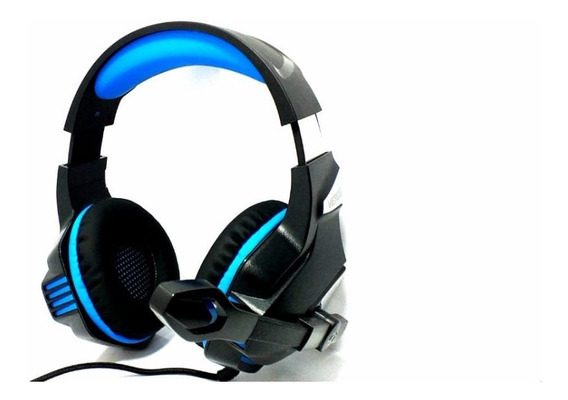 Headset Gamer Pc Fone Ouvido + Adaptador Ps4 Ej-903