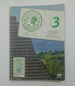 Livro Geografia Fronteiras Da Globalização- 3° Edição Ática