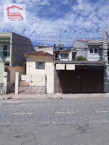 Imagem 1 de 8 de Casa Residencial À Venda, Jardim Líbano, São Paulo. - Ca0557