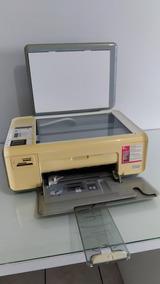Impressora Multifincional Hp Photosmart Xpress C4280