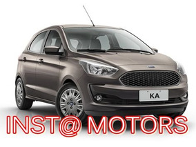 Ford Ka 1.5 Se Plus Flex Aut. 5p 2019 0km