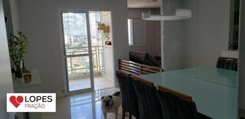 Apartamento Em Condomínio Clube Na Mooca - Ap2023