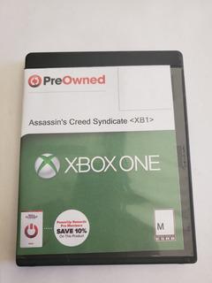 Juego Xbox One - Assassin´s Creed Syndicate - Disco Fisico