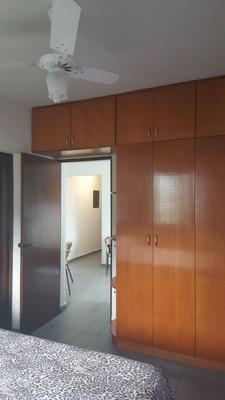 Jose Menino- 1 Dormitório-mobiliado-porta Fechada-1 Vg-show