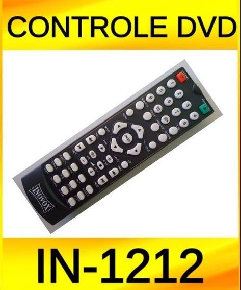 Controle Novo Original Inovox In-1212