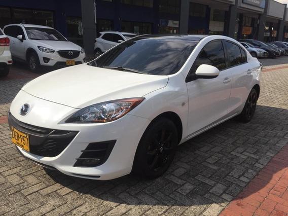 Mazda 3 All New 1.6 2012 Blanco 5 Puertas