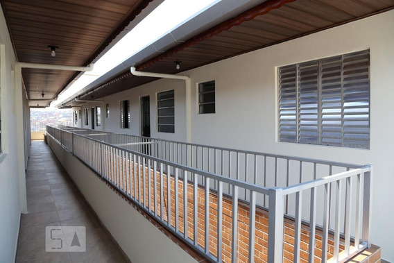 Apartamento Para Aluguel - Parque Pinheiros, 1 Quarto, 25 - 892982321