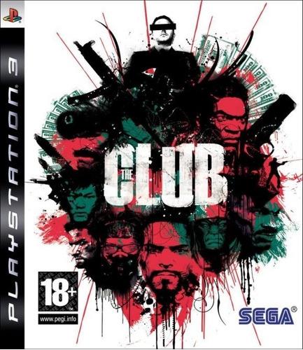 The Club - Ps3 Fisico Original Usado