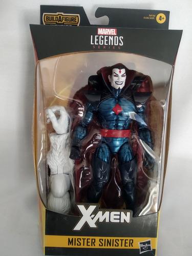 Imagen 1 de 2 de Siniestro Mister Baf Wendigo X-force X-men Marvel Legends