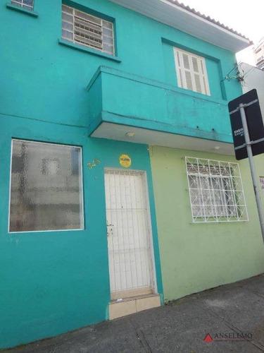 Sala Para Alugar, 70 M² Por R$ 1.500,00/mês - Centro - São Bernardo Do Campo/sp - Sa0232