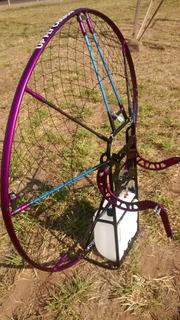 Estrutura Paramotor